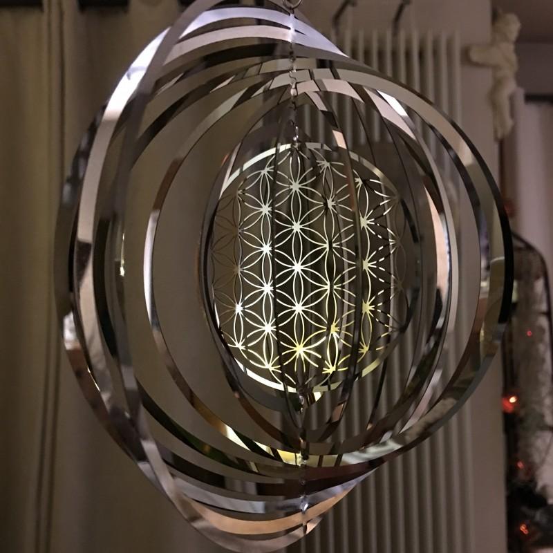 Feng Shui Spirale il dynamise chaque pièce et vous ramène à votre centre intérieur