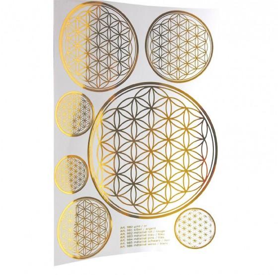 Fleur De Vie Objets De Decoration Energies De Vie
