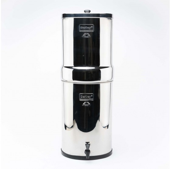 CROWN BERKEY® avec 2 filtres black Berkey inclus