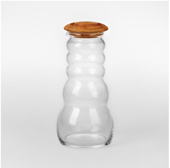 Carafe Pichet Cadus Fleur de vie - Blanc - 1L