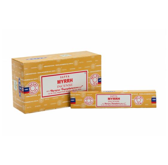 Encens MYRRH- 15 grs - Satya