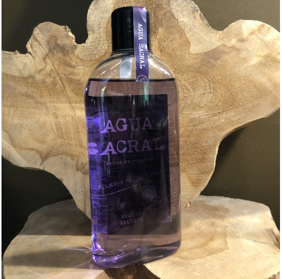 AGUA SACRAL - EAU SACREE  (250 ml)