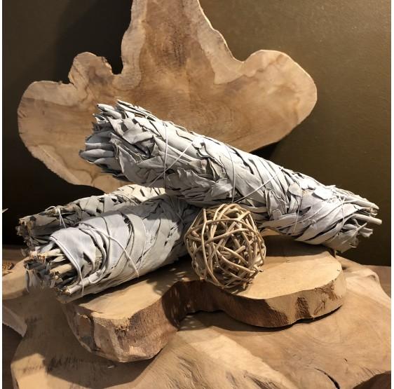 Sauge blanche baton - large - +/- 80 - 100 grs