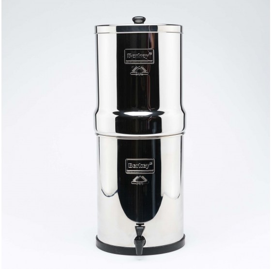 ROYAL BERKEY® PURIFICATEUR D'EAU avec 2 filtres black Berkey® inclus