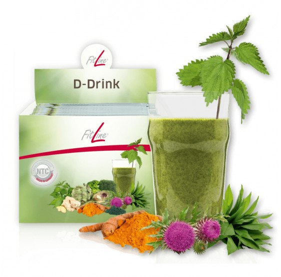 D-Drink - Cure Detox - Fitline
