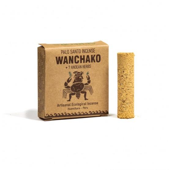 Palo Santo + 7 herbes pack - Wanchako - 16 grs