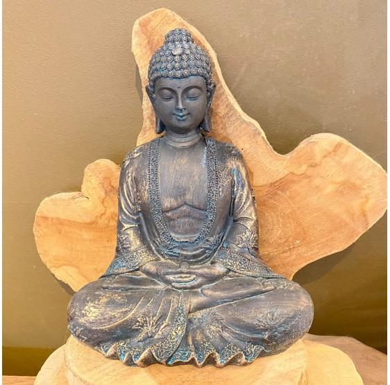 Bouddha de la sérénité - style ancien Japon