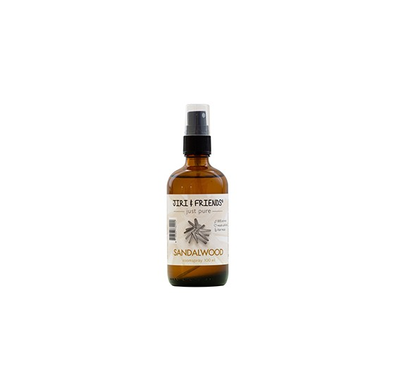 Spray bois de santal Jiri & Friends - 100ml - AROMATHÉRAPIE