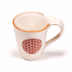 Tasse Mug Fleur de Vie - céramique