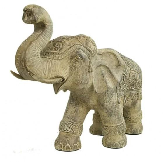 Eléphant XL pour la chance la force et le courage