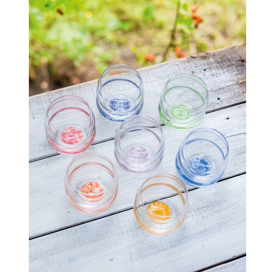 Set de 7 verres Mythos Chakras