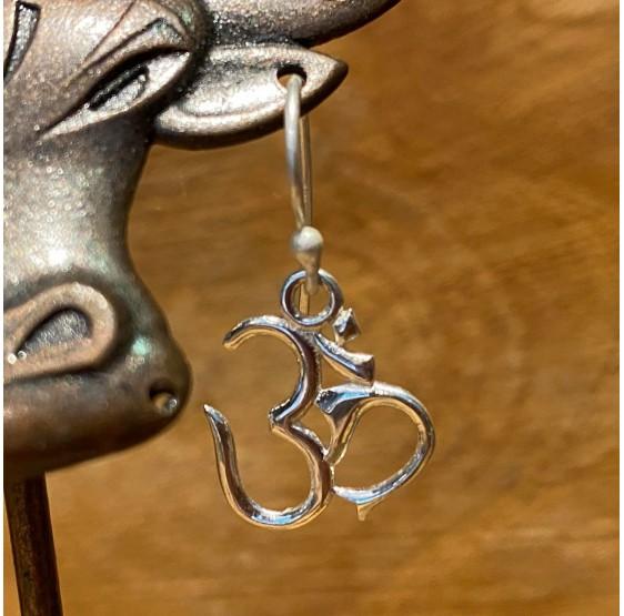 Boucles d'oreilles Arbre de Vie - Argent 925 - 2 cm