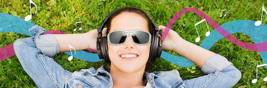 Lunettes KASINA - Stimulation Audiovisuelle