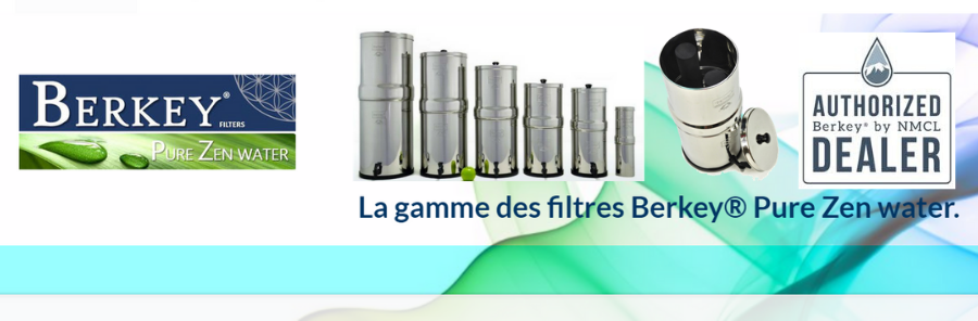 Purificateur d'eau Berkey ®